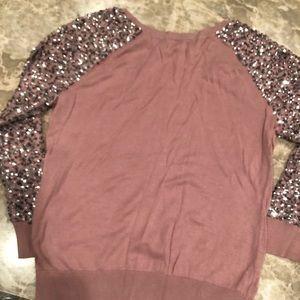 Sequin American Eagle Shirt